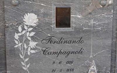 iscrizione lapidi in marmo