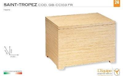 urna legno rovere