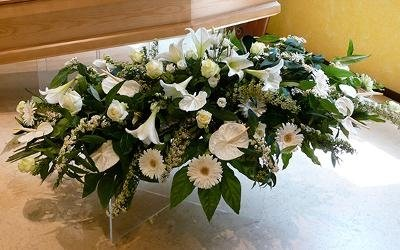funerali e fiori