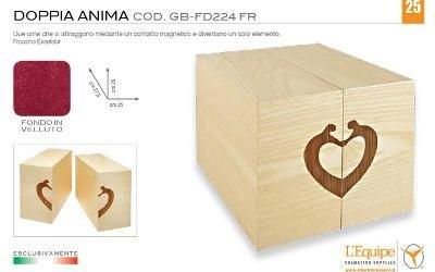 urna legno