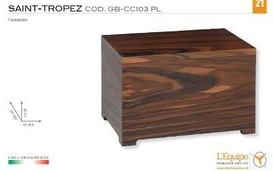 produzione urne in legno
