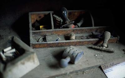 Raccolta rottami industriali