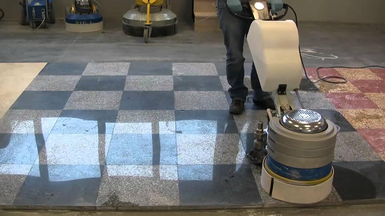 Pulizia pavimento industriale a Torino