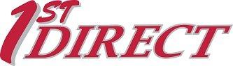 1st Direct Windscreens logo