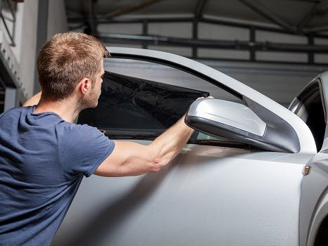 Experienced expert window tinting technicians
