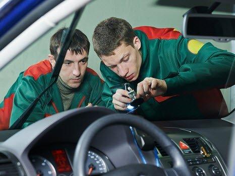 Chipped windscreen repairs Basingstoke Hampshire