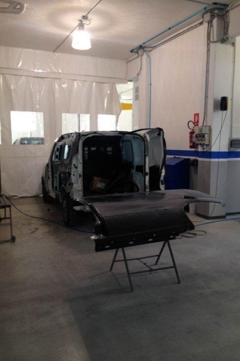 riparazione carrozzerie