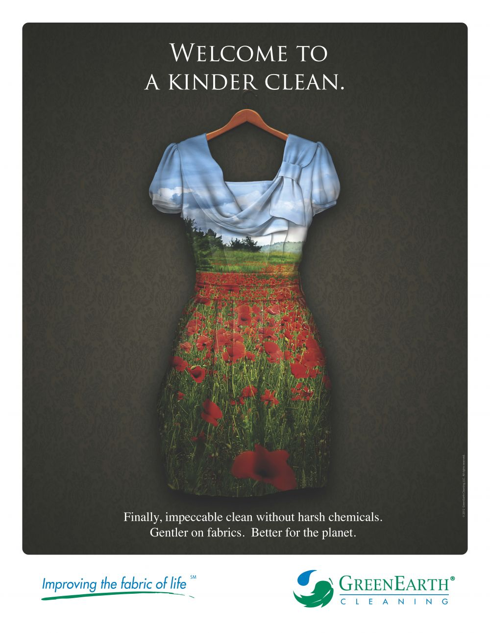 Green Earth cleaning a better way for Maui dry cleaning