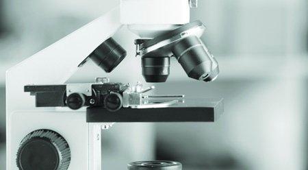 Laboratorio chimico per l'analisi dei rifiuti