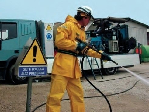 Pompe lavaggi idrodinamici