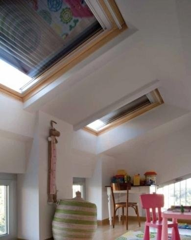 finestre a soffitto