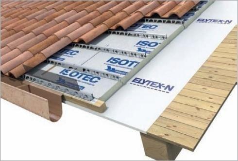 isolamento tetti