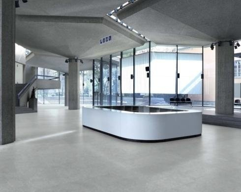 Pavimento pvc per showroom
