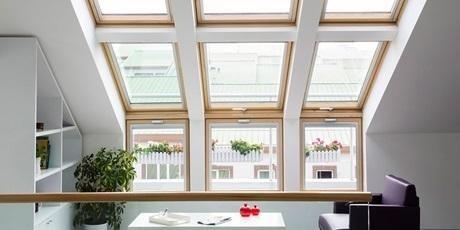finestra verticale welux