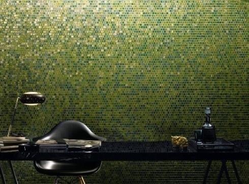 pareti a mosaico