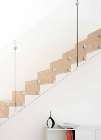 scala a parete