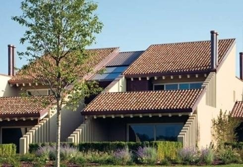 tetti residenziali
