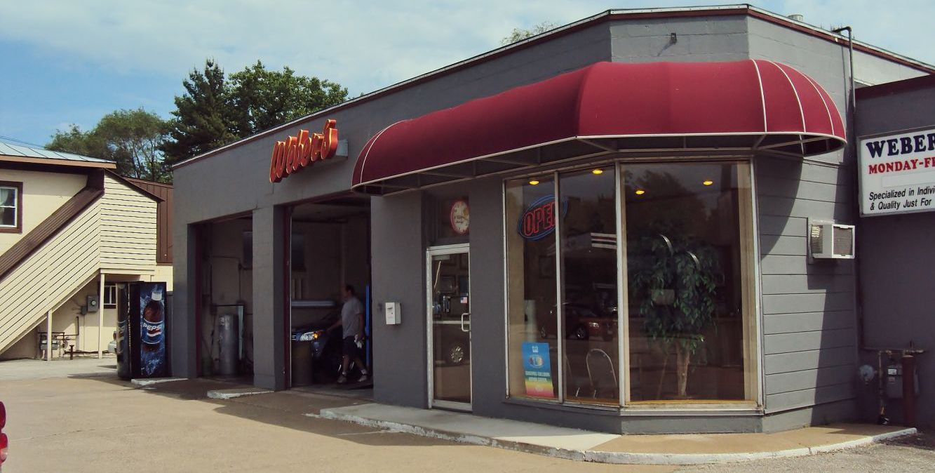 Weber's Auto Body Shop in La Crosse, WI
