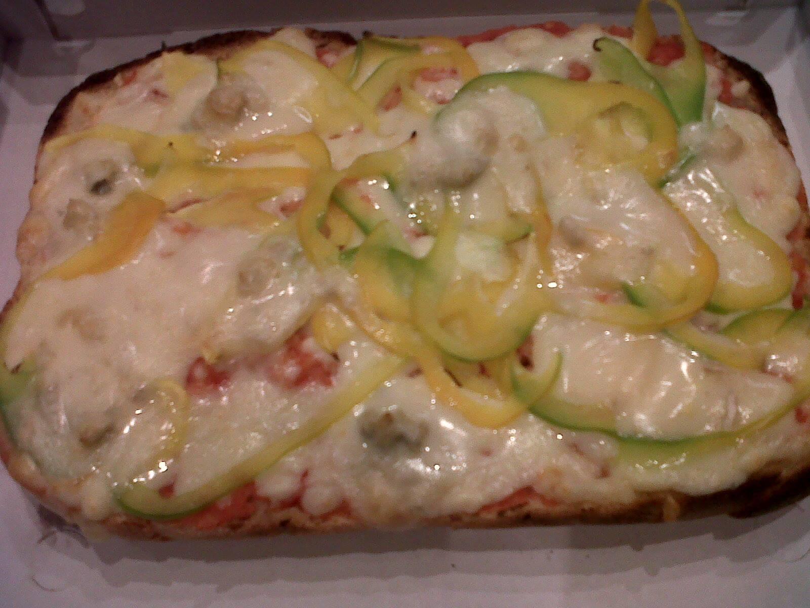 bruschetta verdure