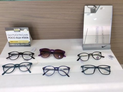 occhiali da vista griffati