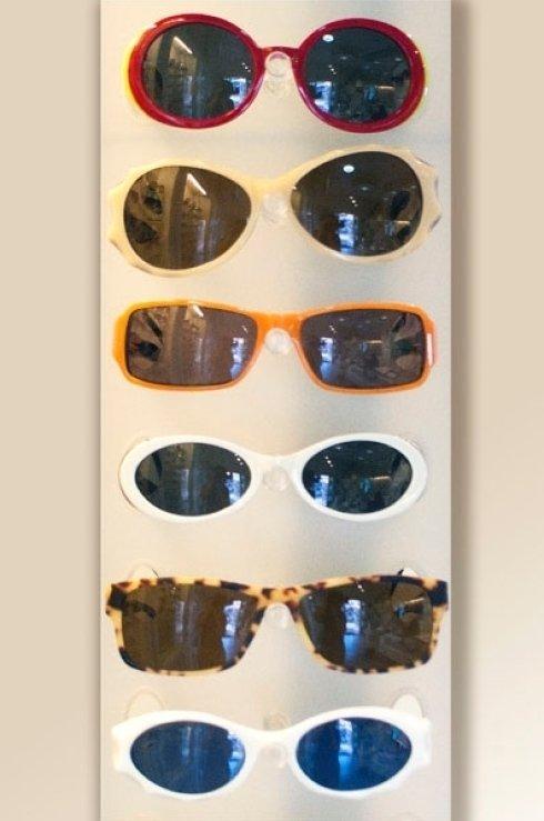 occhiali da sole varie forme