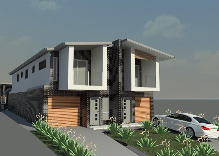 The Byron Duplex Home
