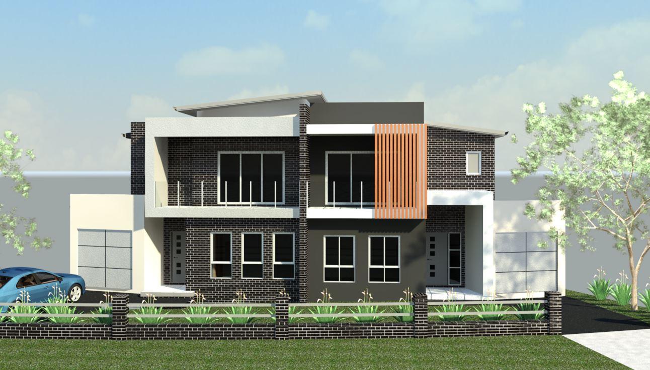 The Carnation Duplex Home