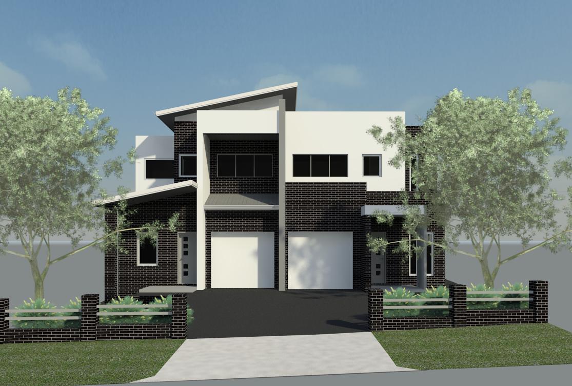 The Gardenia Duplex Home