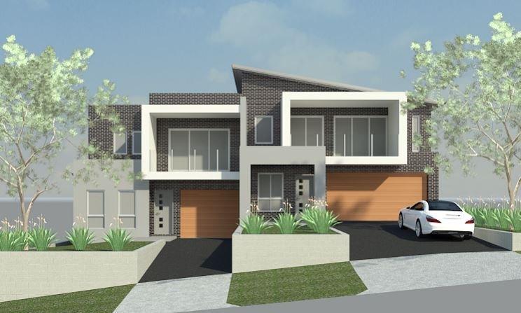 The Lilac Duplex Home