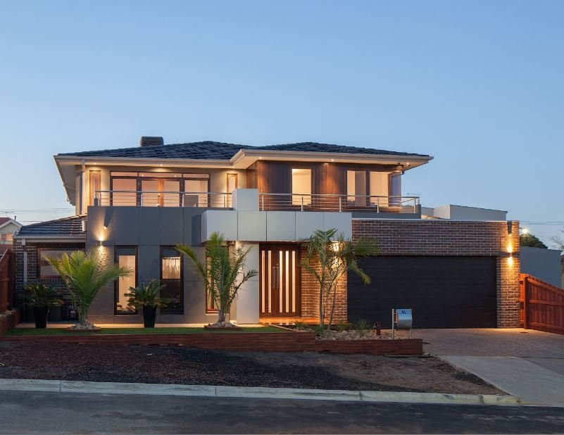The Tansy Double Storey Home