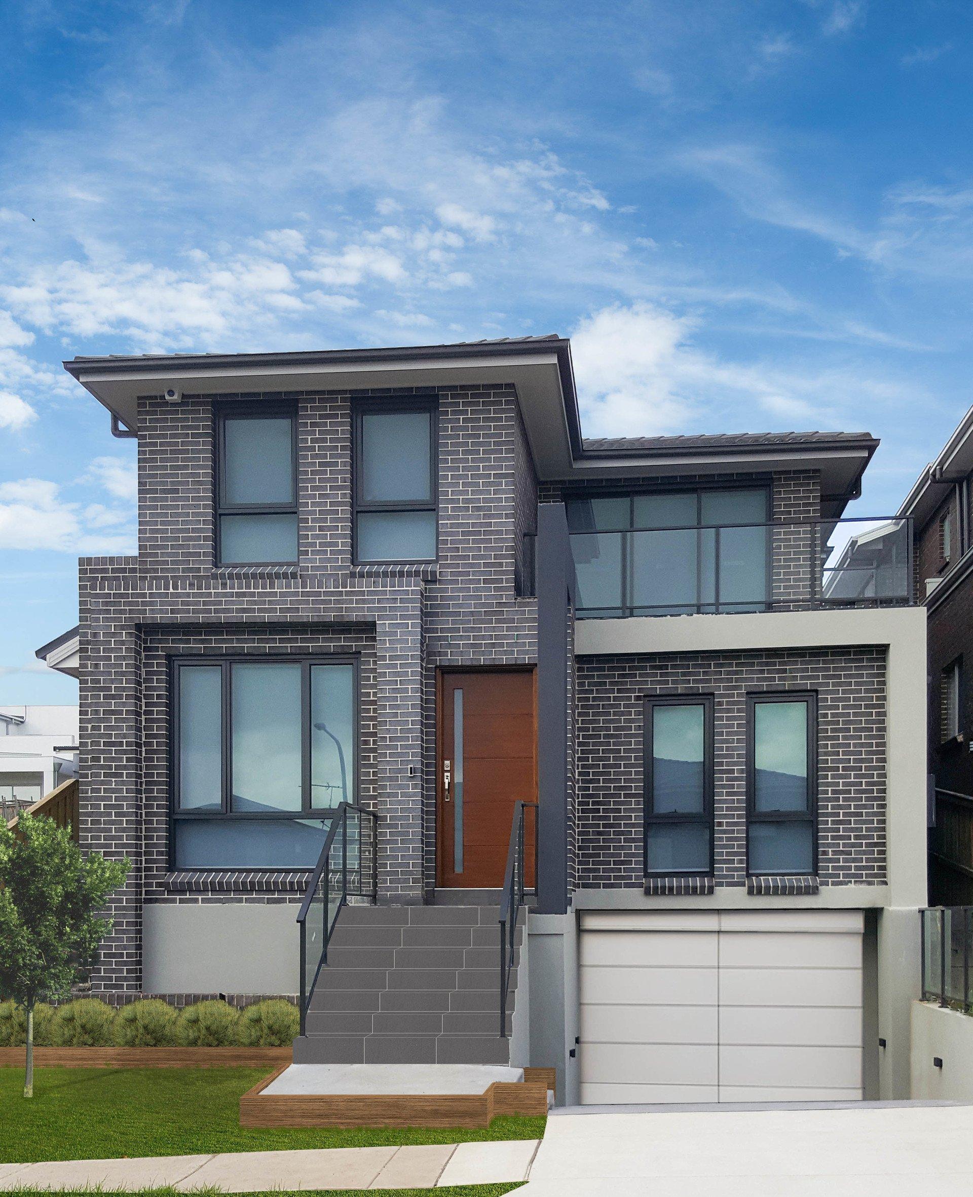 The Longi Double Storey Home