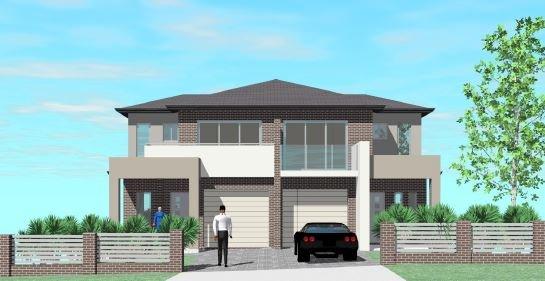 The Aster Duplex Design Home