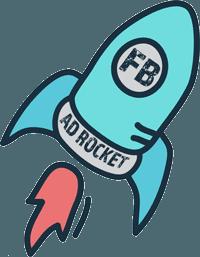 Facebook Ad Rocket Logo