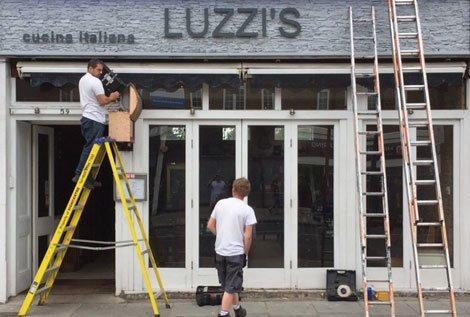 LUZZI'S shop