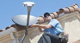 antenne radio; antenne satellitari; antenne tv terrestri