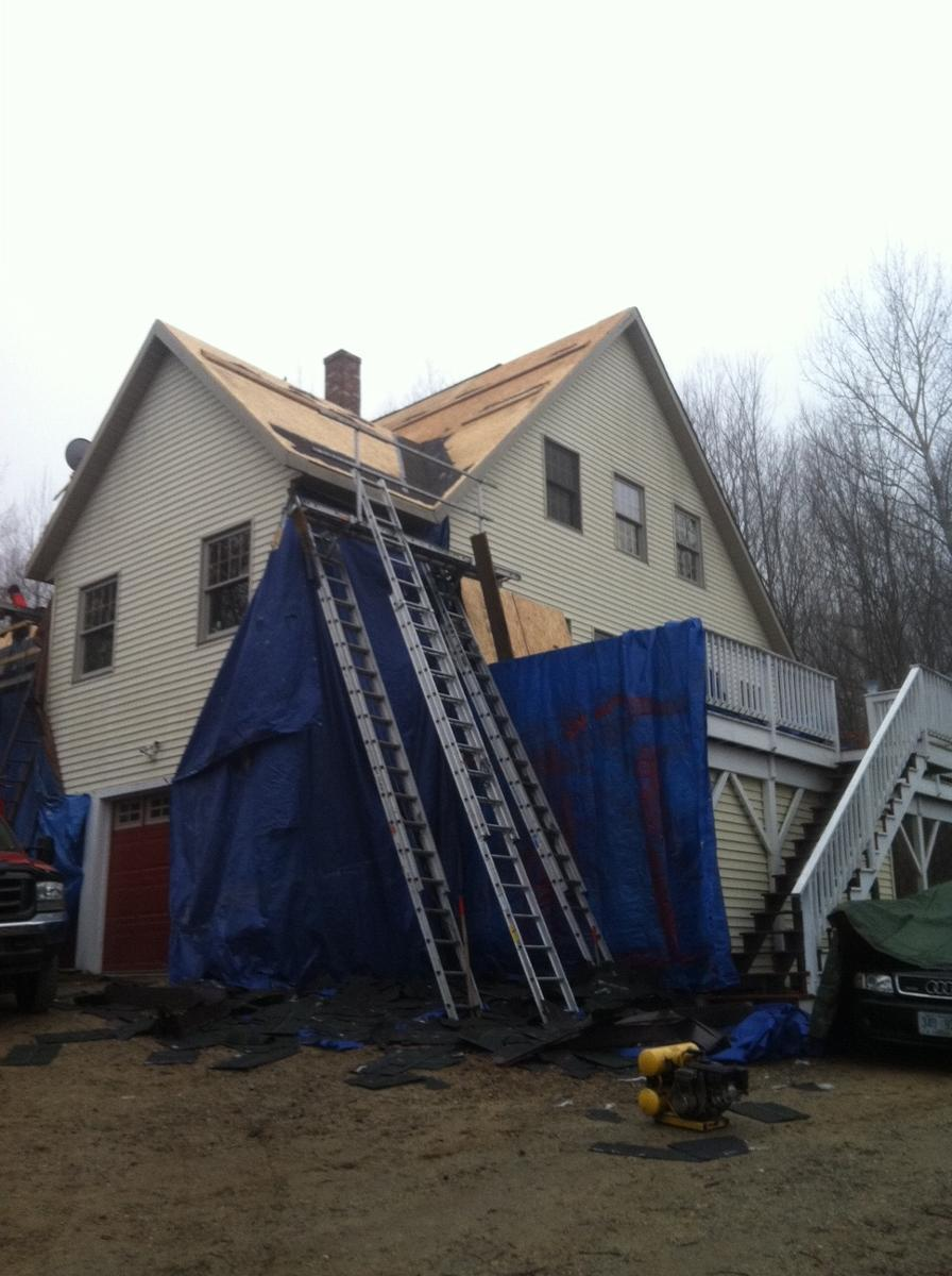 roofing contractors Bow, NH