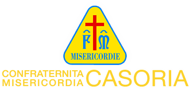 CONFRATERNITA MISERICORDIA DI CASORIA - LOGO