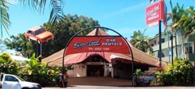 sugarland car rentals cairns office