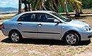 sugarland car rentals toyota corolla