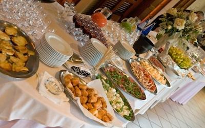 catering per cerimonie