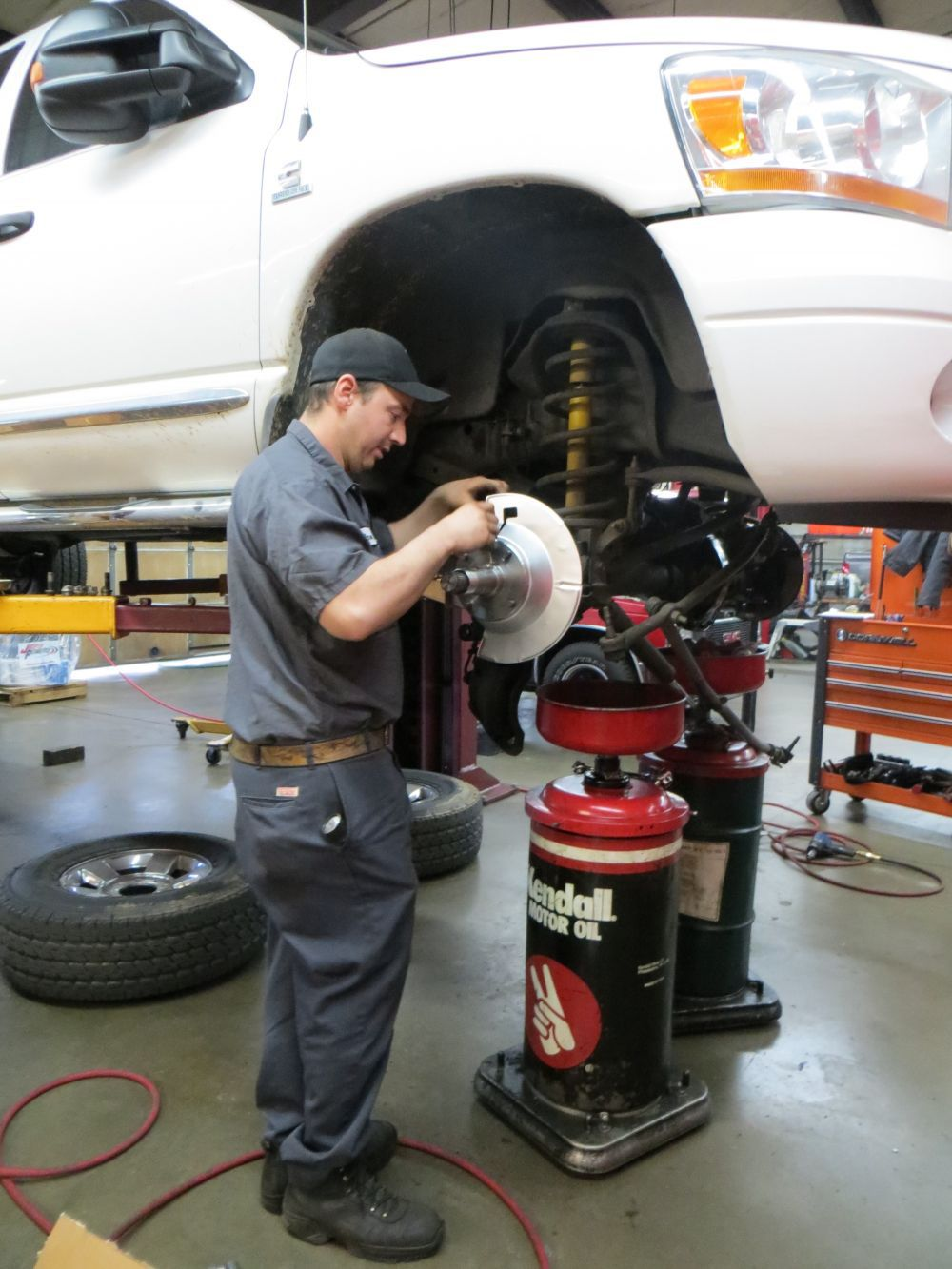 Professional car repairing services provided in High Point, NC