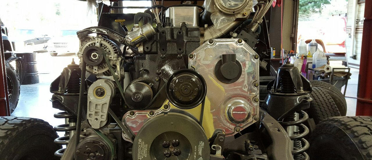 Expert engine repairs in High Point, NC