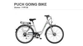 Puch Going Bike bici elettriche