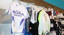 indumenti per ciclisti