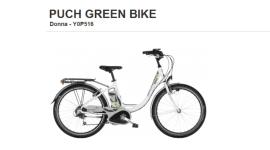 Puch Green Bike