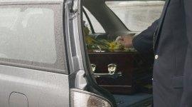 disbrigo di pratiche comunali, incassamento salme, trasporto per funerali