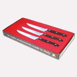Confezione coltelli per bistecca forgiati