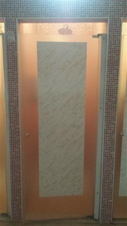 docce e servizi(wc)servizio sauna