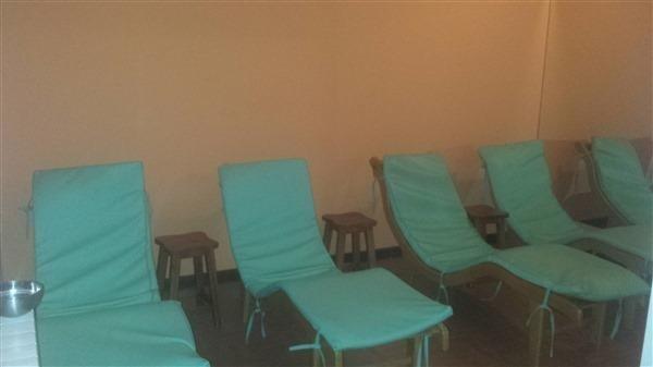 relax servizio sauna