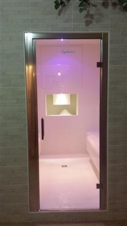 frigidarium servizio sauna